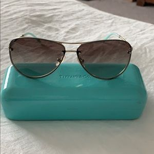 Tiffany Aviator Sunglasses